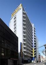 スーパーホテル JR池袋西口施設全景