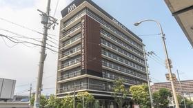 アパホテル<堺駅前>施設全景