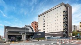 JR東日本ホテルメッツ駒込施設全景
