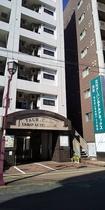 立川アーバンホテルアネックス<別館>施設全景