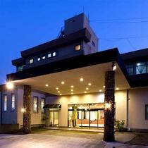 有村温泉 さくらじまホテル施設全景