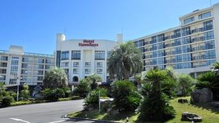 スパリゾートハワイアンズ ホテルハワイアンズ施設全景