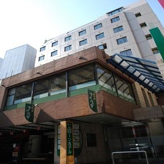 熊本グリーンホテル施設全景