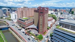 熊本ホテルキャッスル施設全景