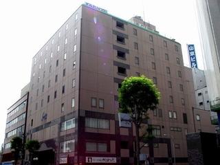 札幌すみれホテル施設全景