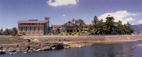 河口湖ホテル施設全景