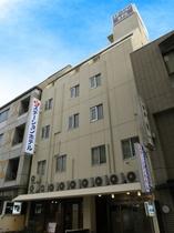 徳島ステーションホテル施設全景