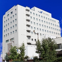 コートホテル旭川施設全景