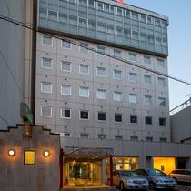福山ターミナルホテル施設全景