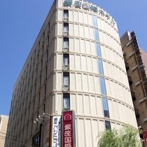 銀座国際ホテル施設全景