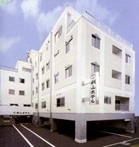剣山ホテル施設全景