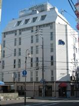 ホテル アストリア<徳島県>施設全景