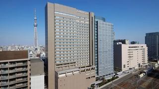 東武ホテルレバント東京施設全景