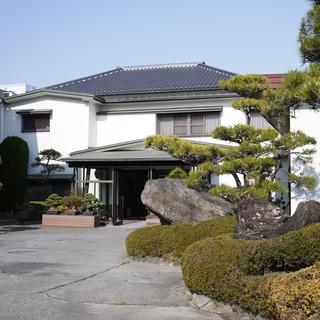 韮崎舟山温泉 ホテル舟山施設全景