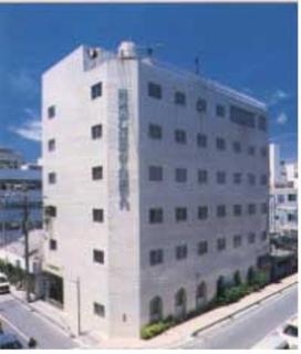 沖縄オリエンタルホテル施設全景