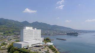 ホテル&リゾーツ 別府湾(旧:別府湾ロイヤルホテル)施設全景