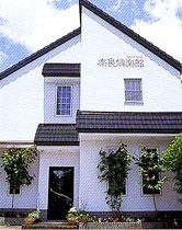 小さなホテル「奈良倶楽部」施設全景