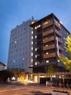 セントラルホテル武雄温泉駅前(旧:セントラルホテル武雄)施設全景