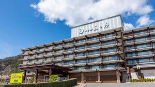鬼怒川温泉 きぬ川ホテル三日月施設全景