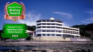 和歌山加太温泉 シーサイドホテル加太海月施設全景