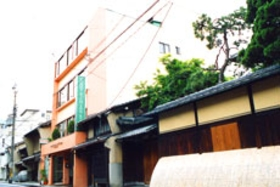 シティーペンション トミーリッチイン京都施設全景