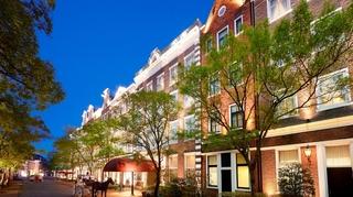 ホテルアムステルダム(ハウステンボス直営)施設全景