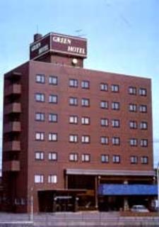 酒田グリーンホテル施設全景