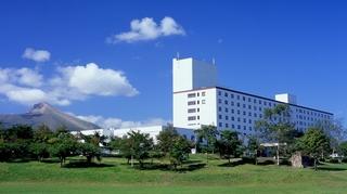 ロイヤルホテル みなみ北海道鹿部(旧:鹿部ロイヤルホテル)施設全景