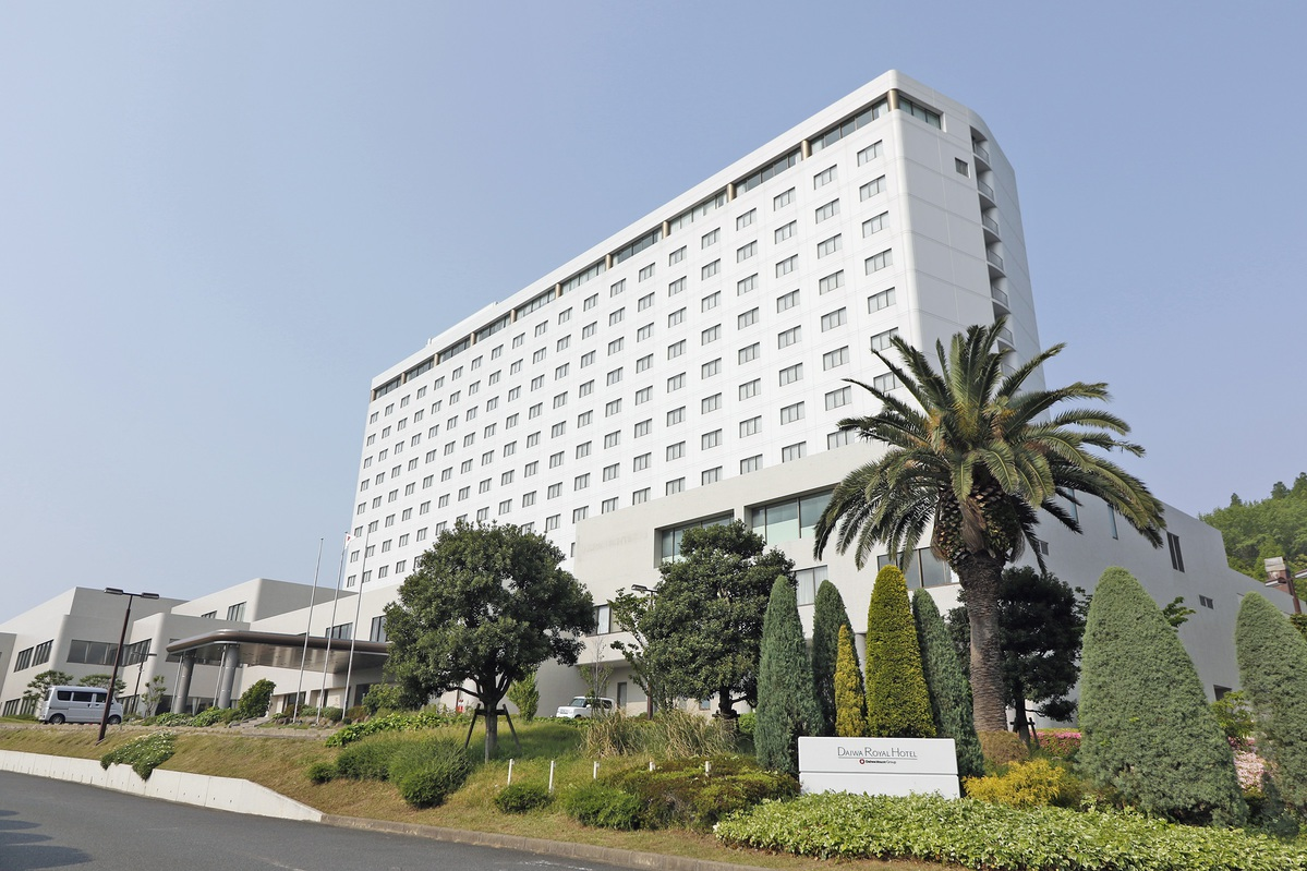 アクティブリゾーツ 福岡八幡 −DAIWA ROYAL HOTEL−