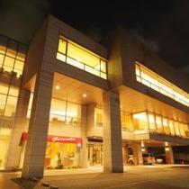 KKRホテル金沢(国家公務員共済組合連合会金沢共済会館)施設全景