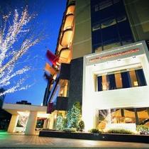 ホテル横浜ガーデン施設全景