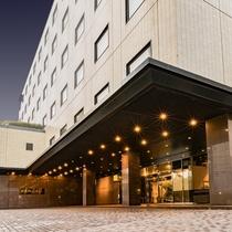 ホテル メルパルク東京施設全景