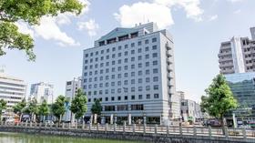 東京第一ホテル松山施設全景