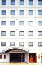 府中第一ホテル施設全景