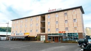 熊本市場前 ビジネス クレナイホテル施設全景
