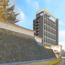 城のホテル甲府 (2020年6月グランドオープン)施設全景