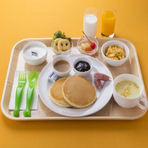 ■お子様朝食(一例)■