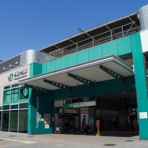 JR阿佐ヶ谷駅