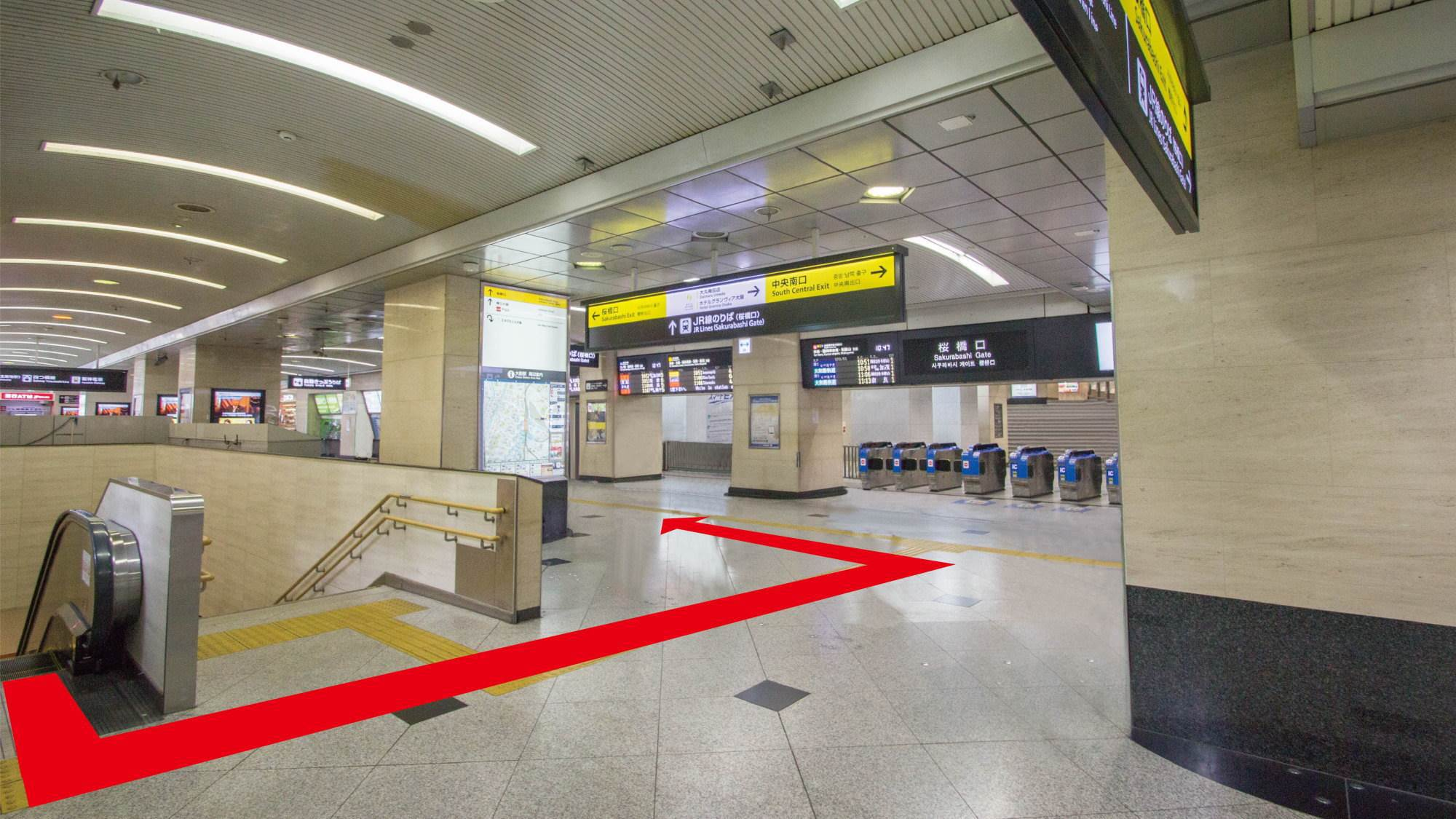 ■【地下鉄からのアクセス:5】