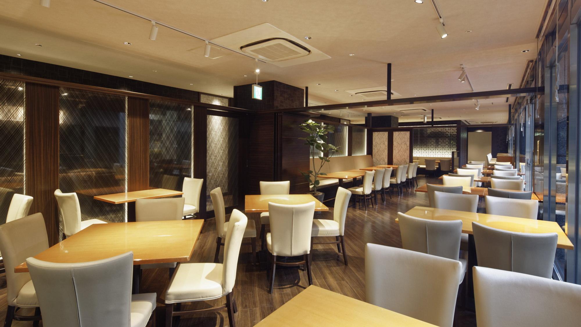 ■【 Restaurant Garden 】B1(パーティー会場)