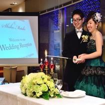 結婚式 二次会 (例)