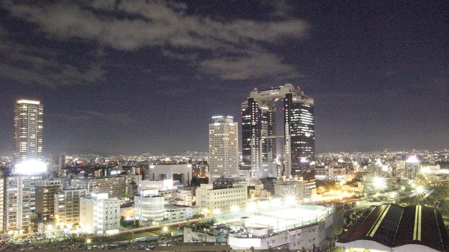 ■周辺施設:大阪キタエリアを一望できるnight View♪