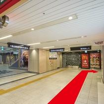 ■【地下鉄からのアクセス:4】