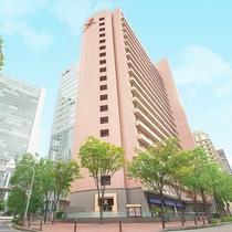 ■ハートンホテル西梅田:【外観】