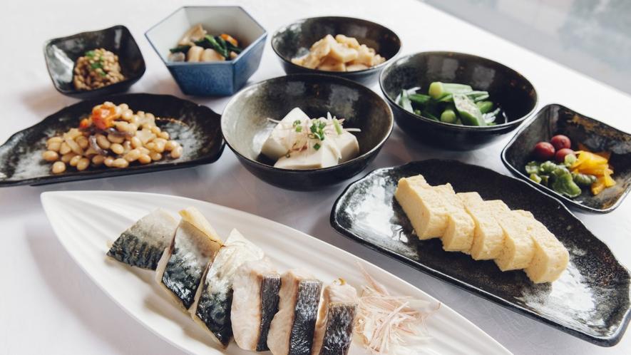 ■【 Restaurant Garden 】1F(朝食バイキング)