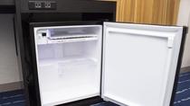 ■客室備品:冷蔵庫