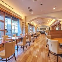 ■【 Restaurant Garden 】1F(朝食会場)
