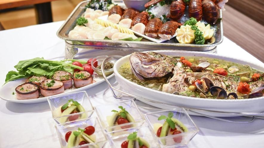 ■【 Restaurant Garden 】B1(パーティー利用)