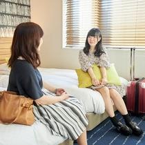 ■【女子旅利用】