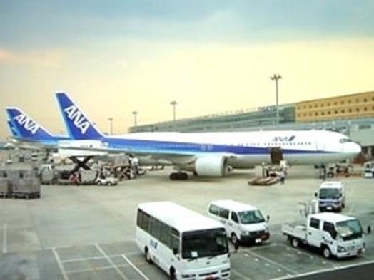 バス券付きプラン 〜羽田空港へはすぐの好立地〜 ビジネスやレジャーにおすすめ!!